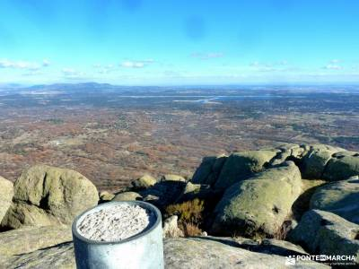 Machotas,Pico El Fraile, Tres Ermitaños; actividades en madrid montañismo las arribes del duero